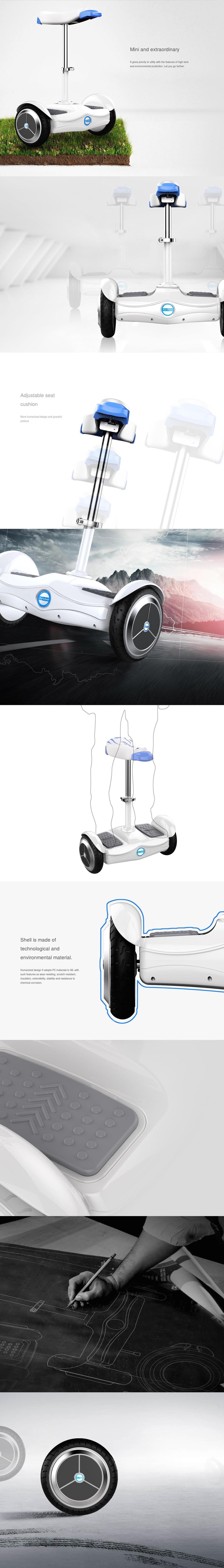 Black friday cyber monday airwheel s6 motorized seated for Motorized scooter black friday