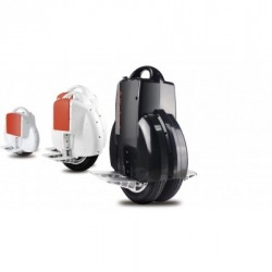How to ride the Airwheel